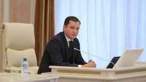 Депутаты облсобрания утвердили первых заместителей Александра Цыбульского