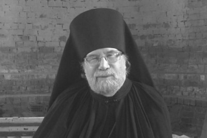 Отошел ко Господу игумен Афанасий (Пименов), бывший настоятель архангельского храма святителя Тихона