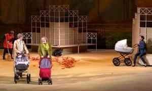Сегодня на сцене Ломоносовского театра свою программу начал Рязанский областной театр драмы