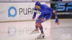 Архангельский конькобежец стал бронзовым призёром чемпионата России