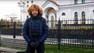 Забор вокруг кафедрального собора в Архангельске продолжает вызывать дискуссии