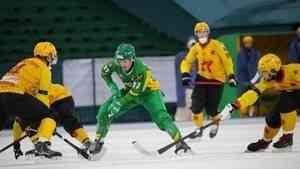 «Водник» достойно сыграл с действующим чемпионом России