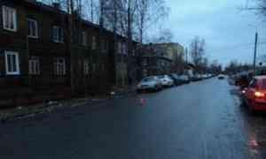 В Архангельске водитель сбил 83-летнюю женщину и скрылся с места ДТП