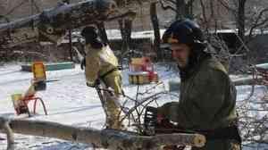 Жители Приморья, работники детских садов и школ поблагодарили спасателей