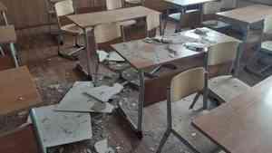 Учащиеся архангельской школы, где рухнул потолок, переводятся на дистанционное обучение