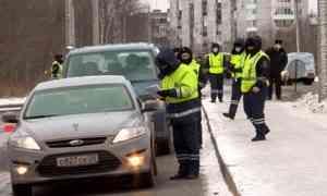 Сегодня вАрхангельске продолжается внеплановая акция «Трезвый водитель»