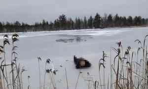 ВКаргопольском районе лыжник замёрз насмерть, провалившись под лёд наозере