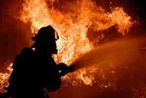 В Холмогорском районе при странных обстоятельствах погиб пожарный