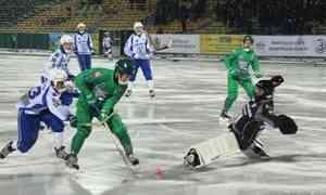 В Казани «Водник» переиграл местный «Ак Барс-Динамо» со счётом 1:4
