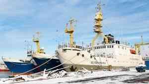 В Архангельске создадут центр комплексного обслуживания рыбопромысловых судов