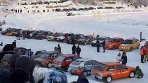 В Вельском районе стартуют ледовые гонки