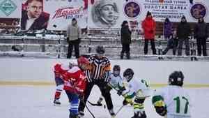 Команда «Искра» - победитель хоккейного турнира «Золотая шайба», команда «УЛК» завоевала серебро