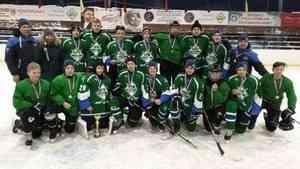 Команды «УЛК» и «Кристалл» - победители регионального этапа «Золотой шайбы»