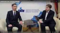 Александр Тамицкий в прямом эфире рассказал о поступлении в ВШСГНиМК в 2021 году