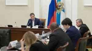 Губернатор Архангельской области провёл оперативное совещание по ситуации с авариями на сетях ЖКХ