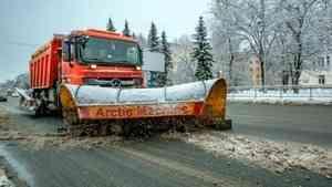 Вопрос с уборкой дорог в 2021-м году в Архангельске пока остается открытым