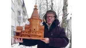 Параллельная жизнь деревянного зодчества: сверхмалые Корелы