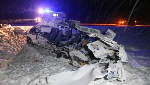 Заснул за рулем: обнародованы подробности смертельного ДТП на трассе в Поморье