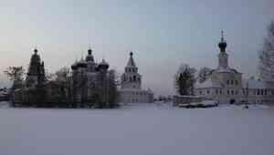 Антониево-Сийский монастырь закрыт на карантин из-за COVID-19