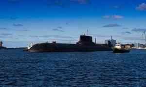 Подводный атомный крейсер проекта «Акула» «Дмитрий Донской» прослужит наСеверном флоте ещё пять лет