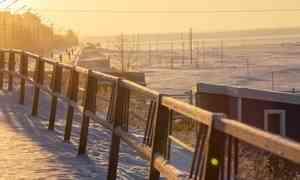 20января вАрхангельске снова похолодает