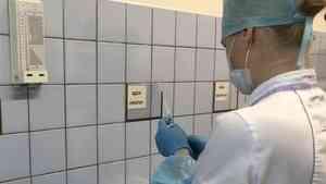 В Архангельской области организована работа 25 пунктов вакцинации от COVID-19