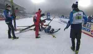 Архангельский лыжник Большунов попал под прицел финской полиции