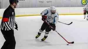 Ночная хоккейная лига: команда «Северный морской путь» одержала две победы подряд