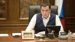 Александр Цыбульский поручил держать на контроле качество уборки тротуаров