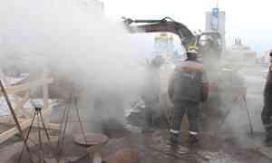 28 января в Архангельске тысячи горожан остались без коммунальных удобств