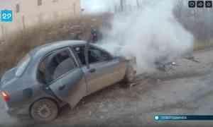 ВСеверодвинске задержали наркоторговцев, которые пытались уйти от погони на автомобиле