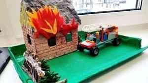 В Котласском районе подведены итоги детского фестиваля по пожарной безопасности «Прометей»