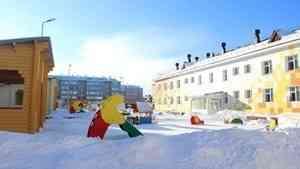 В Котласе состоялось торжественное открытие нового детского сада