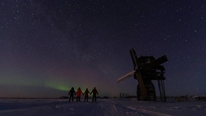 Экспедиция «Русский Север в объятиях зимы» достигла самой северной точки маршрута