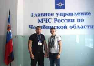 В День защитника Отечества МЧС России рассказывает о необычных увлечениях своих сотрудников