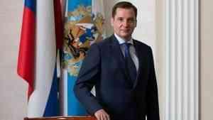 Александр Цыбульский поздравил северян с Днем защитника Отечества