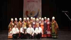 Песни Лешуконии прозвучат в столице Архангельской области