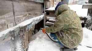 «Обезвоженные» дома в Северном округе горадмин временно передал новой «управляйке»