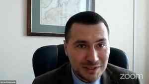 Артем Вахрушев покидает коронавирусный оперштаб Архангельской области