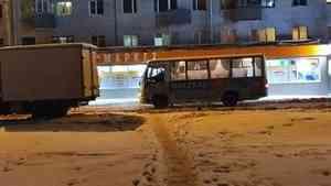 В Архангельске на время изменили схему движения автобусов №65 и №75м