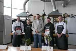 В Архангельской области выбрали лучшего повара и кондитера