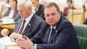 Виктор Павленко занял новую должность представителя губернатора в Архоблсобрании