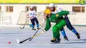 Предварительный этап первенства России по хоккею с мячом среди юниоров начался с победы «Водника»