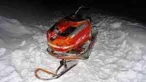 В Лешуконском районе пьяный водитель снегохода наехал на девочку