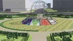 Глава Архангельска поручил доработать проект благоустройства площади Дружбы