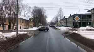 В «пьяном» ДТП с участием двух легковушек в Северодвинске пострадал ребенок