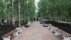 Новый сквер может появиться в Северном округе Архангельска
