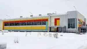 В новый ФОК на окраине Архангельска спортсменов будет доставлять бесплатный автобус