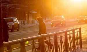 4марта вАрхангельске похолодает до-12°С
