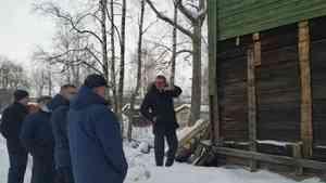 Минстрой России и правительство Архангельской области обсудили векторы взаимодействия